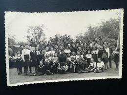 WACHTEBEKE GAND GENT FLANDRE BELGIQUE SOUVENIR VAN DE CANADEEZEN  Canadien Canada OORLOG GUERRE 1939  - 1945 FOTO PHOTO - 1939-45