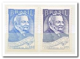 Brazilië 1953, Postfris MNH, 100 Birthday Of Joao Capistrano De Abreu, Writer - Brazilië