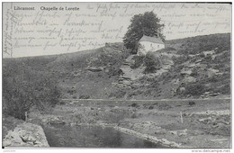 LIBRAMONT ..-- FELDPOST 1914-18 MILITARIA . Chapelle De Lorette .  Voir Verso . - Libramont-Chevigny