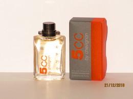 Miniatures De Parfum  5 CC BY CHEVIGNON  EDT  5 Ml  + BOITE - Miniatures Modernes (à Partir De 1961)