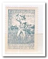 Brazilië 1953, Postfris MNH, Agriculture - Brazilië
