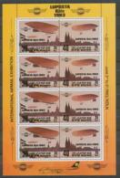 013 Corée (korea) Neuf ** MNH N° 2333/34 Bloc Zeppelin BALLONS Bloc Dentelés COTE 40 EUROS - Zeppelins
