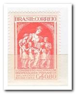 Brazilië 1953, Postfris MNH, Teacher With Children - Brazilië