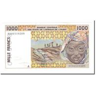 Billet, West African States, 1000 Francs, 1991, KM:111Aa, NEUF - États D'Afrique De L'Ouest