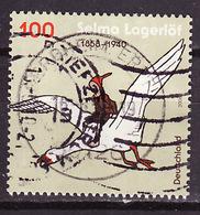 Allemagne Fédérale - Germany - Deutschland 2008 Y&T N°2530 - Michel N°2705 (o) - 100c Selma Lagerlof - Gebruikt