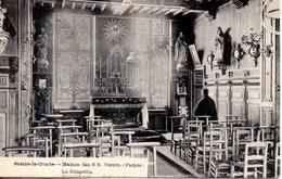 Belgique. Braine Le Comte. Maison Des S.S Coeur (picpus). La Chapelle - Braine-le-Comte