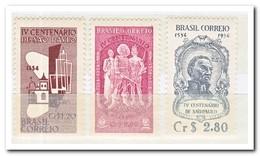 Brazilië 1954, Postfris MNH, 400 Years City Of Sao Paulo - Brazilië