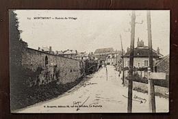 MONTMORT(51) Entree Du Village - Montmort Lucy