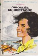 Giboule En Bretagne - Berthe Bernage   - Nouvelle Bibliotheque De Suzette - Livres, BD, Revues