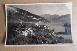SPIEZ Am Thunnersee ( Suisse ) - BE Berne