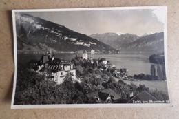 SPIEZ Am Thunnersee ( Suisse ) - BE Bern