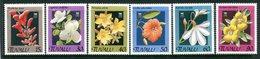 Tuvalu 1990 Flowers Set MNH (SG 584-589) - Tuvalu