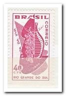 Brazilië 1954, Postfris MNH, Celebration Of The Grape Festival In Caxias - Brésil