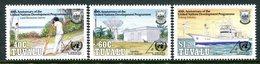 Tuvalu 1990 40th Anniversary Of United Nations Development Programme Set MNH (SG 590-592) - Tuvalu