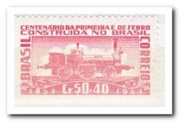 Brazilië 1954, Postfris MNH, Trains - Brésil