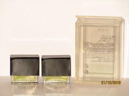 2 Miniatures De Parfum GUCCI ENVY FOR MEN   EDT  3 Ml  + Boite - Miniatures Modernes (à Partir De 1961)