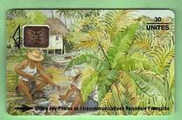 PF25 LES PECHEURS *** SC5 *** TTBE *** (A6-P2) - Polynésie Française