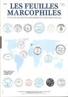 Bulletin Les Feuilles Marcophiles N° 336, 337, 338, 339 Et Supplement  Au 339 Et 337 Année 2009 Soit 6 N° - Manuali