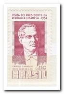 Brazilië 1954, Postfris MNH, Visit Of The Lebanese President Camille Chamoun - Brazilië