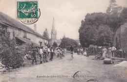 ENTREE DE CORGIRNON         ROUTE DES LOSGES - France