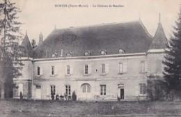 HORTES       LE CHATEAU DE BEAULIEU - France