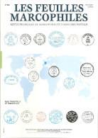 Bulletin Les Feuilles Marcophiles N° 340, 341, 342 Et 343 Plus Supplément 341 Année 2010 Complet 4 Numéros Et 1 Supl. - Manuali