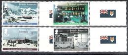 British Antarctic Territory 2013 75th Anniversary Of Bransfield House MNH CV £13.25 - British Antarctic Territory  (BAT)