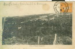 Cote De BOLANTE ( Argonne ), 1922 - - Verdun