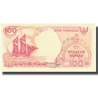 Billet, Indonésie, 100 Rupiah, 1992, 1992, KM:127d, SPL - Indonésie