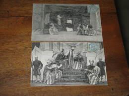 GIROMAGNY 2 CPA / LA PASSION - Le Sanhedrin & Gethsemani - Giromagny