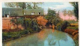 GOUVIEUX CHAUMONT - Le Vieux Moulin - Gouvieux