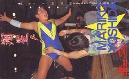 Télécarte  Japon * SUMO * JAPAN (844) LUTTE LUTTEURS WORSTELEN * JUDO * Kampf Wrestling LUCHA Phonecard - Sport