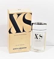 Miniatures De Parfum   XS  De PACO RABANNE  Pour  HOMME EDT  5 Ml + Boite - Miniatures Modernes (à Partir De 1961)