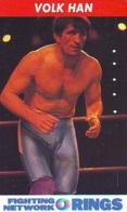 Télécarte  Japon * SUMO * JAPAN (881) LUTTE LUTTEURS WORSTELEN * JUDO * Kampf Wrestling LUCHA Phonecard - Sport