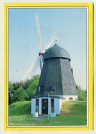 WINDMILL - AK 340873 Oster Hurup - Windmühlen