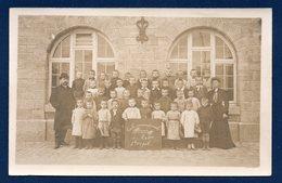 Arlon. Carte-photo. Ecole Communale D'Arlon. 1ère  Année D'études B. 1906 - Arlon