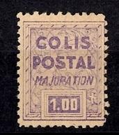"""France Colis Postaux """"timbre De Mise à Jour"""" Maury N° 165D Neuf (*). Rare! TB. A Saisir! - Colis Postaux"""