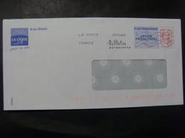 17549-1- PAP Réponse Ciappa-Kavena Ligue Contre Le Cancer, Agrément 13P437, Oblitéré - Entiers Postaux