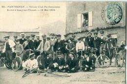79 - Parthenay : Veloce Club - Sortie D' Azay Sur Thouët - Parthenay