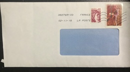 Circulated Cover France 2018 - France