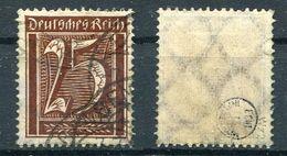D. Reich Michel-Nr. 180 Gestempelt - Geprüft - Deutschland