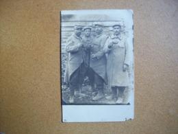 Carte Photo Ancienne: Soldats - Fruges 1915 - Pierre Ségretin - Guerre 1914-18