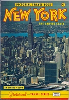 NEW YORK - THE EMPIRE STATE (Travel Series) - IN LIVING COLOR. - Cultural