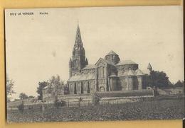 C.P.A. Oisy-le-Verger - Andere Gemeenten