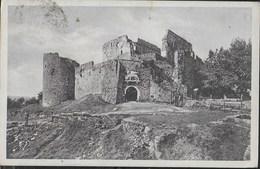 GORIZIA - IL CASTELLO - FORMATO PICCOLO - EDIZ. V. M. - VIAGGIATA 1933 - Castelli