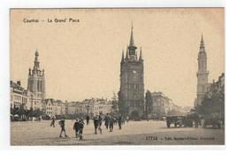 Courtrai - La Grand'Place  17713 - Edit.Beyaert-Filleul - Kortrijk