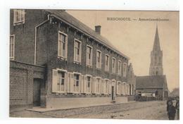 Bikschote  BIXSCHOOTE. - Annuntiatenklooster. - Langemark-Poelkapelle