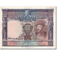 Billet, Espagne, 1000 Pesetas, 1925, 1925-07-01, KM:70c, TTB+ - [ 1] …-1931 : Premiers Billets (Banco De España)