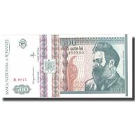 Billet, Roumanie, 500 Lei, 1992, 1992, KM:101a, NEUF - Roumanie