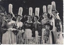 CPSM  La Bretagne  Jeunes Bigoudennes De Penmarc'h - Costumes